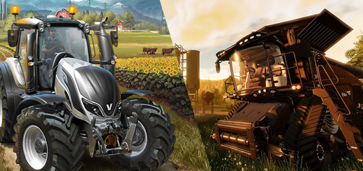 Massey Ferguson the most powerful tractor by Farming Simulator 2017